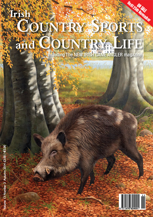 COUNTRYSPORTS & COUNTRY LIFE MAGAZINE Autumn Issue 2014