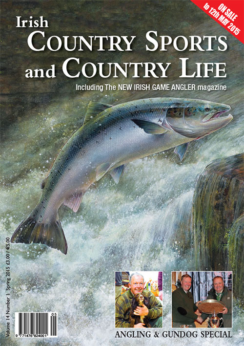 COUNTRYSPORTS & COUNTRY LIFE MAGAZINE Spring Issue 2015