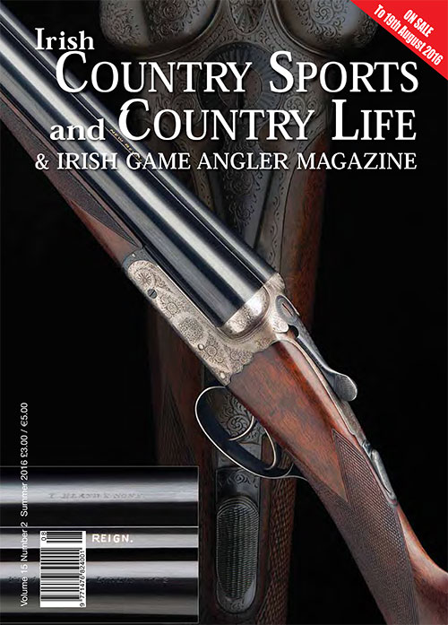 COUNTRYSPORTS & COUNTRY LIFE MAGAZINE Summer Issue 2016