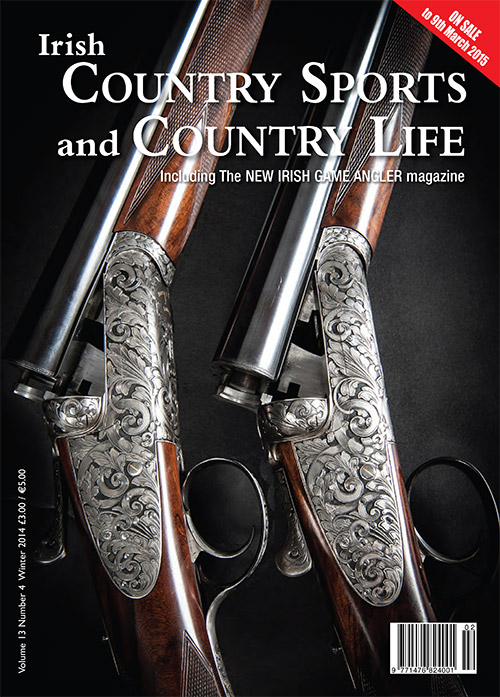 COUNTRYSPORTS & COUNTRY LIFE MAGAZINE Winter Issue 2014