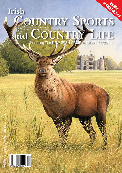 COUNTRYSPORTS & COUNTRY LIFE MAGAZINE Winter Issue 2015